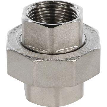 Соединение разъемное американка ВР никель 3/4 Stout SFT-0034-000034