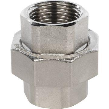 Соединение разъемное американка ВР никель 1 Stout SFT-0034-000001
