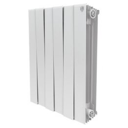 Радиатор биметаллический Royal Thermo Piano Forte Bianco Traffico 500 12 секций