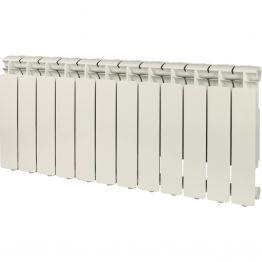 Радиатор алюминиевый Bravo 350/80 12 секций Stout