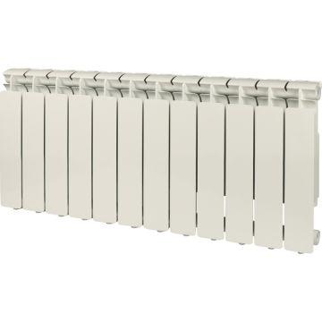 Радиатор алюминиевый Bravo 350/80 12 секций Stout SRA-0110-035012