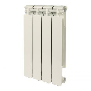 Радиатор алюминиевый Bravo 500/80 4 секции Stout SRA-0110-050004