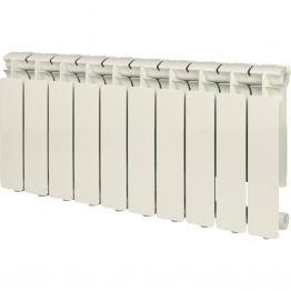 Радиатор алюминиевый Bravo 350/80 10 секций Stout