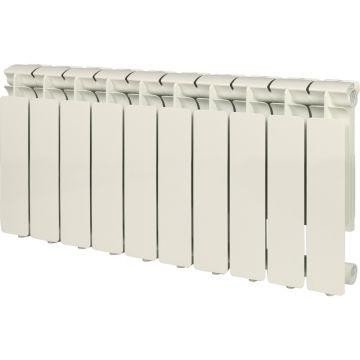 Радиатор алюминиевый Bravo 350/80 10 секций Stout SRA-0110-035010