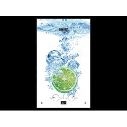 Газовая колонка GWH Fonte Glass Lime 10 Zanussi