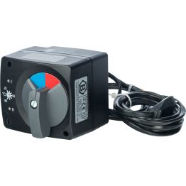 Сервопривод для смес клапанов с датчиком для фикс ругулировки температуры AC 230V 135s Stout