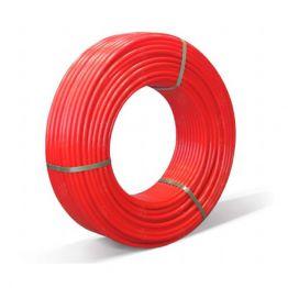 Труба PE-RT 16*2,0 тип II Fusitek (бухта 200м) красная FT90201