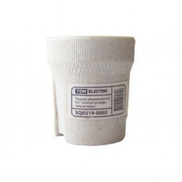 Патрон Е27 керамический (медь) TDM SQ0319-0002