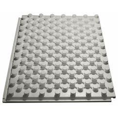 Плита полистирольная (термопол) марка 50 (10,92м²/упак, 0,84м²/шт)