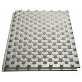 Плита полистирольная (термопол) марка 50 (10,92м²/упак, 0,82м²/шт)