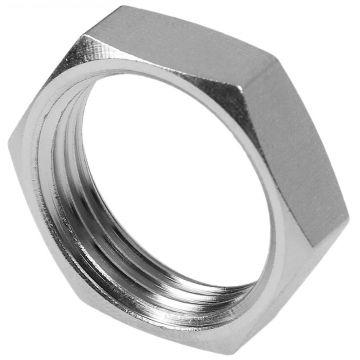 Контргайка 1 1/4 никель Stout SFT-0060-000114