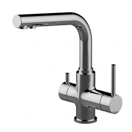 Смеситель Lemark Comfort LM3061C для кухни  с подключением к фильтру с питьевой водой