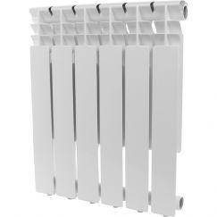 Радиатор алюминиевый Rommer Optima 500/80 6 секций