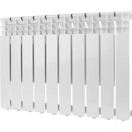 Радиатор алюминиевый Rommer Optima 500/80 10 секций