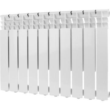 Радиатор алюминиевый Rommer Optima 500/80 10 секций 89559