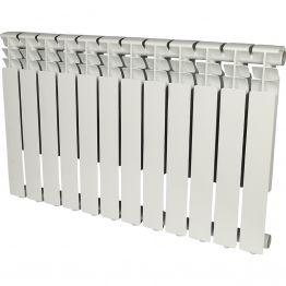 Радиатор алюминиевый Rommer Optima 500/80 12 секций