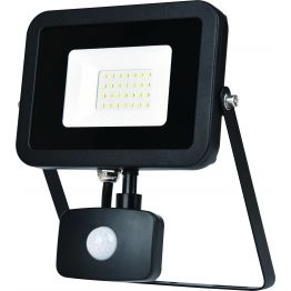 Светодиодный прожектор ЭРА LPR-50-4000К-M SEN SMD 3500Лм Eco Slim