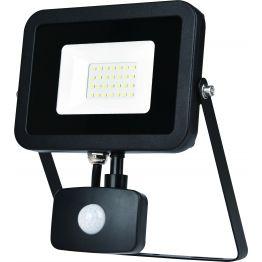 Светодиодный прожектор ЭРА LPR-30-4000К-М SEN SMD 2100Лм Eco Slim