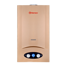 Водонагреватель газовый Проточный Thermex GRAND G 20 D Golden brown