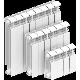 Радиатор алюминиевый RIFAR ALUM 500 4 секции