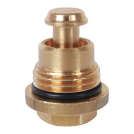Запорно-балансировочный клапан для коллекторов из нерж стали Stout