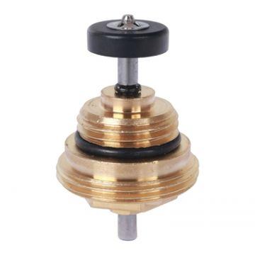 Клапан термостатический для коллекторов из нерж стали Stout