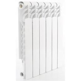 Радиатор алюминиевый Moderno 500/80 4 секции