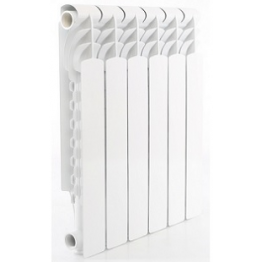 Радиатор алюминиевый Moderno 500/80 8 секций