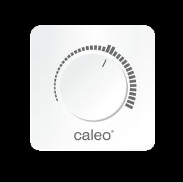 Терморегулятор CALEO C-450 3,5 кВт накладной механический