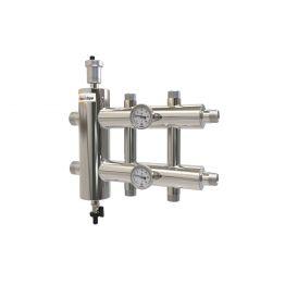 Коллектор совмещенный с гидравлическим разделителем GSK 40-3 ПроксиТерм