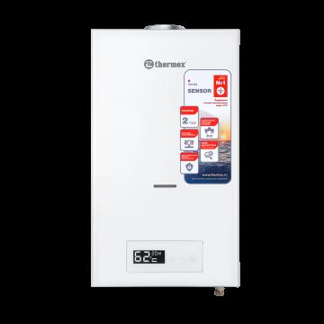 Водонагреватель газовый проточный Thermex Sensor S 20 MD