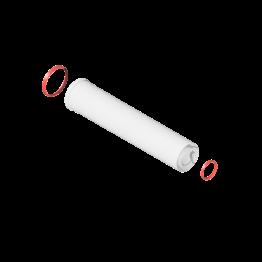 Удлинитель дымохода коакс. раструб. ø60/100 L-500 KRATS