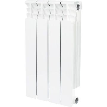 Радиатор алюминиевый VEGA 500/80 4 секции Stout