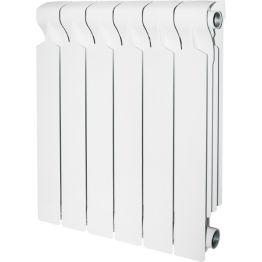 Радиатор алюминиевый VEGA 500/80 6 секций Stout
