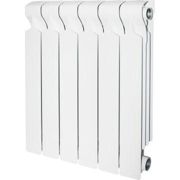 Радиатор алюминиевый VEGA 500/80 7 секций Stout