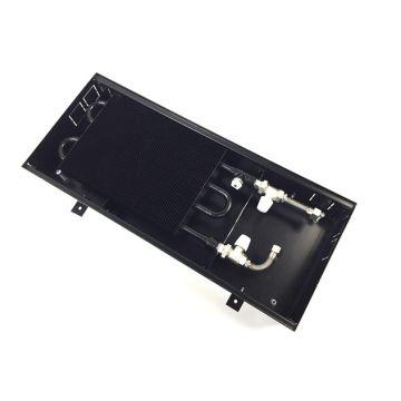 Конвектор внутрипольный H-ST-75-250-800-СE (800 х 250 х 75)
