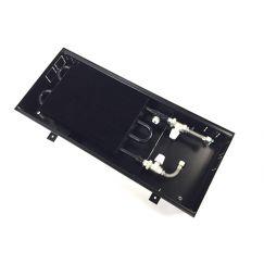 Конвектор внутрипольный H-ST-100-250-600-СE (600 х 250 х 100)