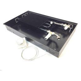 Конвектор внутрипольный H-ST-100-420-2400-RE (2400 х 420 х 100)