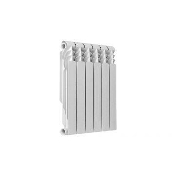Радиатор биметаллический Metallo 500/80 6 секций