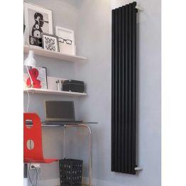 """Радиатор стальной трубчатый """"Loten 42 VE"""" 1250 вертикальный, электрический Loten"""