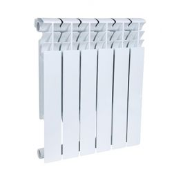 Радиатор биметаллический Rommer Plus Bm 500/100 4 секции