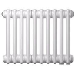 Радиатор трубчатый Zehnder Charieston 3037, 300, боковое подключение RAL 9016 (кронштейн в комп)