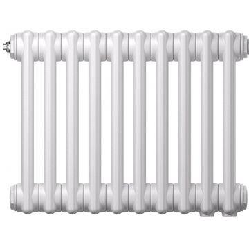 Радиатор трубчатый Zehnder Charieston 3037, 300, нижнее подключение RAL 9016 (кронштейн в комп)