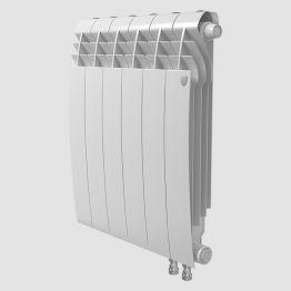 Радиатор биметаллический Royal Thermo BiLiner Bianco Traffico VDR 500 8 секций