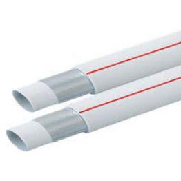 Труба армированная алюминием PN25 ø20*3,4 мм (100м)