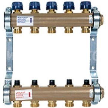 Коллектор для теплых полов HKV-6 Watts 10004180