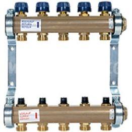 Коллектор для теплых полов HKV-2 Watts