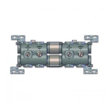 Коллектор модульный с соединениями для групп G1 1/4 в изоляции CD 1210 68744251CB