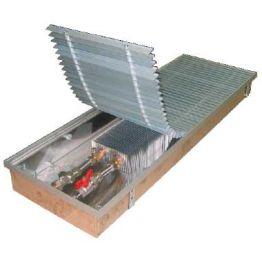 Конвектор встраиваемый в пол без вентилятора КС.90.258 Eva
