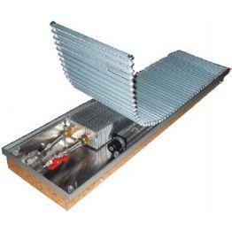 Конвектор встраиваемый в пол с вентилятором КВ.65.258 Eva